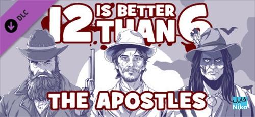 Untitled 222 2 - دانلود بازی Tweleve is Better Than Six: The Apostles برای PC