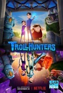 دانلود فصل اول انیمیشن Trollhunters 2016  با زیرنویس فارسی انیمیشن مالتی مدیا مجموعه تلویزیونی