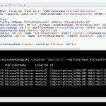 4 Video Managing the Azure Data Platform with PowerShell.mp4 snapshot 24.55 2018.01.01 10.55.43 150x150 - دانلود PowerShell for SQL Data Professionals فیلم آموزشی پاورشل برای داده های SQL