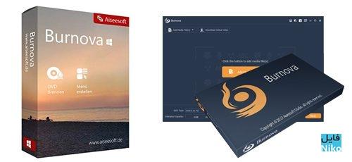 Aiseesoft Burnova 500x230 - دانلود Aiseesoft Burnova 1.3.20 نرم افزار رایت قدرتمند
