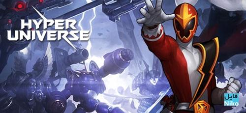Hyper Universe - دانلود بازی Hyper Universe برای PC بکاپ استیم