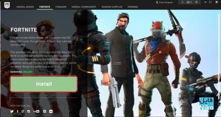 Fort 450x239 - دانلود بازی آنلاین Fortnite برای PC