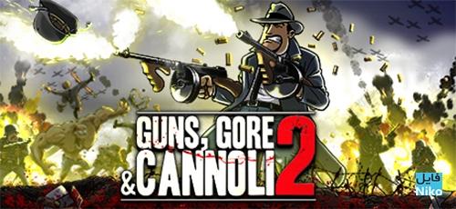 Untitled 1 1 - دانلود بازی Guns Gore and Cannoli 2 برای PC