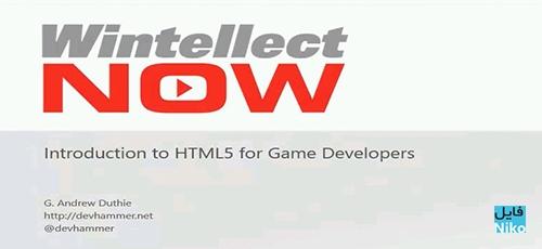 Untitled 3 2 - دانلود WintellectNOW Introduction to HTML5 for Game Developers فیلم آموزشی آشنایی با HTML5 برای توسعه دهندگان بازی