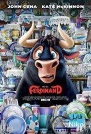 دانلود انیمیشن فردیناند Ferdinand با دوبله فارسی انیمیشن مالتی مدیا