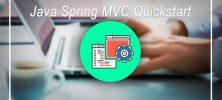 quick 222x100 - دانلود Java Spring MVC Quickstart آموزش سریع فریم ورک جاوا اسپرینگ ام وی سی