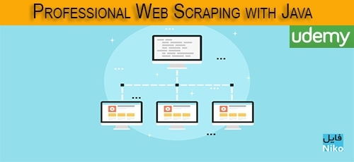 دانلود Udemy Professional Web Scraping with Java فیلم آموزشی حرفهای