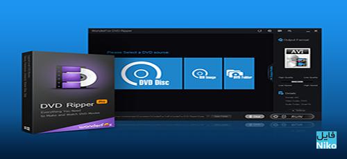 WonderFox.DVD .Ripper.Pro  - دانلود WonderFox DVD Ripper Pro 12.1 تبدیل دی وی دی