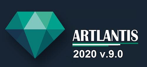 1 10 - دانلود Artlantis Studio 2020 v9.0.2.21255 نرم افزار طراحی 3 بعدی نمای داخل و خارج ساختمان