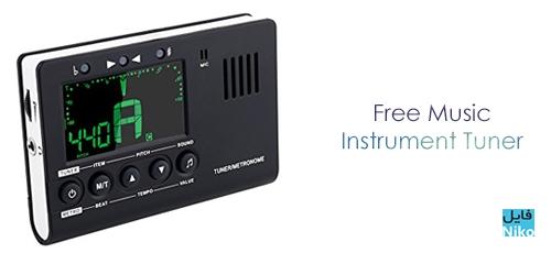 Free Music Instrument Tuner