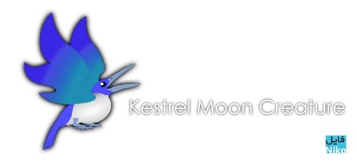 Kestrel Moon Creature