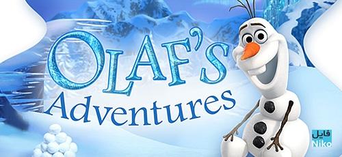 2 6 - دانلود انیمیشن Olafs Frozen Adventure 2017 با دوبله فارسی