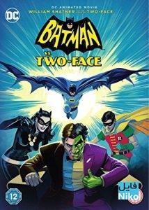 دانلود انیمیشن بتمن علیه 2چهره Batman VS Two-Face 2017 با دوبله فارسی انیمیشن مالتی مدیا