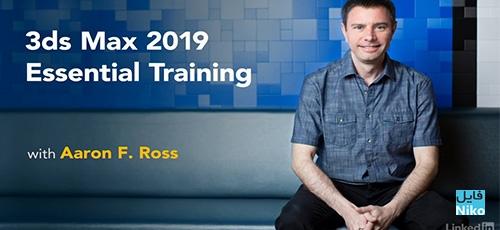 Lynda 3ds Max 2019 Essential Training - دانلود Lynda 3ds Max 2019 Essential Training آموزش تری دی اس مکس 2019