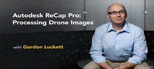Lynda Autodesk ReCap Pro. Processing Drone Images 222x100 - دانلود Lynda Autodesk ReCap Pro: Processing Drone Images آموزش پردازش تصاویر هواپیماهای بدون سرنشین