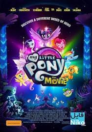 My Little Pony The Movie 2017 - دانلود انیمیشن My Little Pony The Movie 2017 دو زبانه و با زیرنویس فارسی