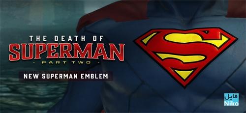 The Death Of Superman.2018 - دانلود انیمیشن مرگ سوپرمن The Death Of Superman 2018 با دوبله فارسی