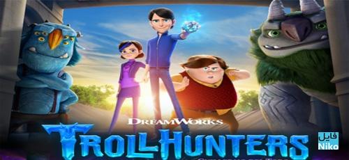 Trollhunters 2 - دانلود فصل دوم انیمیشن Trollhunters 2017 با دوبله فارسی
