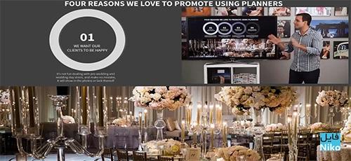 Wedding Photography Communication amp Planning - دانلود Wedding Photography - Communication and Planning آموزش عکاسی مراسم ازدواج