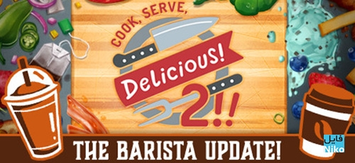1 24 - دانلود بازی Cook Serve Delicious 2 Barista برای PC