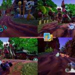 دانلود بازی All-Star Fruit Racing برای PC اکشن بازی بازی کامپیوتر مسابقه ای ورزشی