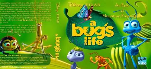 A Bugs Life.1998 - دانلود انیمشین A Bugs Life 1998  با زیرنویس فارسی