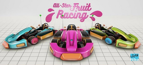 All Star Fruit Racing - دانلود بازی All-Star Fruit Racing برای PC