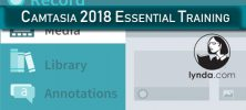 Camtasia 2018 Essential Training 222x100 - دانلود Lynda Camtasia 2018 Essential Training آموزش نرم افزار کمتاسیا 2018
