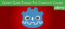 Godot Game Engine The Complete Course 222x100 - دانلود Udemy Godot Game Engine - The Complete Course آموزش کامل موتور بازی گودو