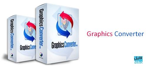 Graphics Converter - دانلود Graphics Converter Pro 3.94 Build 180620 تبدیل فرمت تصاویر