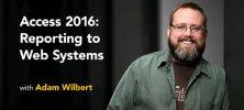 Lynda Access 2016 Reporting to Web Systems 222x100 - دانلود Lynda Access 2016: Reporting to Web Systems آموزش اکسس 2016: گزارش گیری برای سیستم های وب