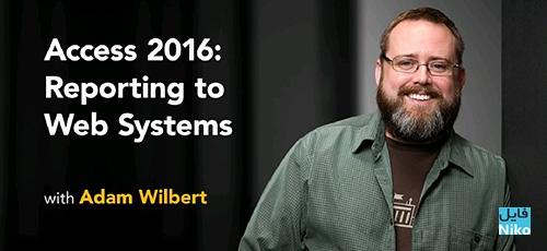 Lynda Access 2016 Reporting to Web Systems - دانلود Lynda Access 2016: Reporting to Web Systems آموزش اکسس 2016: گزارش گیری برای سیستم های وب