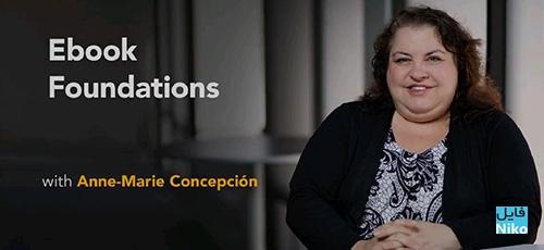 Lynda Ebook Foundations - دانلود Lynda Ebook Foundations آموزش ساخت کتاب های الکترونیک
