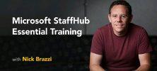 Lynda Microsoft StaffHub Essential Training 222x100 - دانلود Lynda Microsoft StaffHub Essential Training آموزش مایکروسافت استف هاب