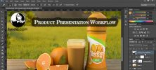 Lynda Product Presentation Workflow 222x100 - دانلود Lynda Product Presentation Workflow آموزش طراحی گرافیکی معرفی محصول