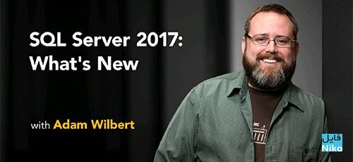 Lynda SQL Server 2017 Whats New - دانلود Lynda SQL Server 2017: What's New آموزش جدیدترین ویژگی های اس کیو ال سرور 2017