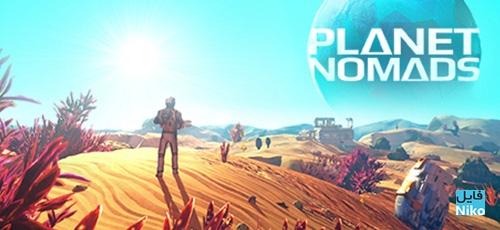 1 84 - دانلود بازی Planet Nomads برای PC