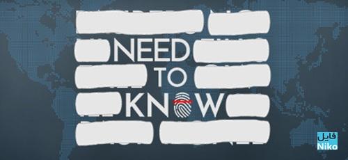 1 88 - دانلود بازی Need to Know برای PC