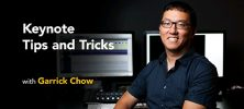 Lynda Keynote Tips and Tricks 222x100 - دانلود Lynda Keynote Tips and Tricks آموزش نکته ها و ترفندهای کینوت