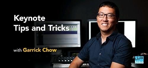 Lynda Keynote Tips and Tricks - دانلود Lynda Keynote Tips and Tricks آموزش نکته ها و ترفندهای کینوت