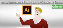 Udemy Adobe Illustrator Essentials for Character Design 222x100 - دانلود Udemy Adobe Illustrator Essentials for Character Design آموزش ملزومات ادوبی ایلاستریتور برای طراحی کاراکتر