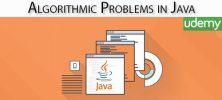 Udemy Algorithmic Problems in Java 222x100 - دانلود Udemy Algorithmic Problems in Java آموزش مشکلات الگوریتمی در جاوا