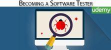 Udemy Becoming a Software Tester 222x100 - دانلود Udemy Becoming a Software Tester آموزش تبدیل شدن به یک تست کننده نرم افزار