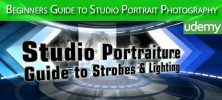 Udemy Beginners Guide to Studio Portrait Photography 222x100 - دانلود Udemy Beginners Guide to Studio Portrait Photography آموزش مقدماتی عکاسی پرتره