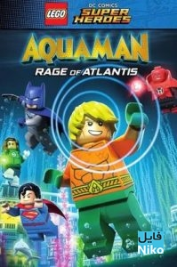 1 106 199x300 - دانلود انیمیشن LEGO DC Comics Super Heroes: Aquaman - Rage of Atlantis 2018