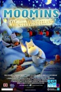 دانلود انیمیشن Moomins and the Winter Wonderland 2017 انیمیشن مالتی مدیا