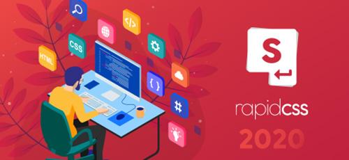 2 122 - دانلود Blumentals Rapid CSS 2020 v16.0.0.224 طراحی CSS