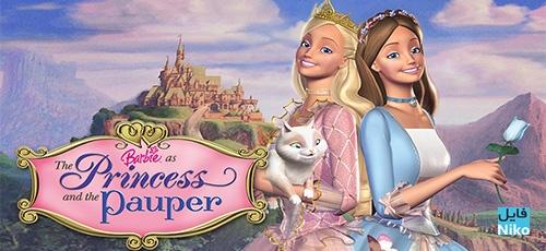 2 56 - دانلود انیمیشن باربی: شاهزاده و گدا Barbie as the Princess and the Pauper