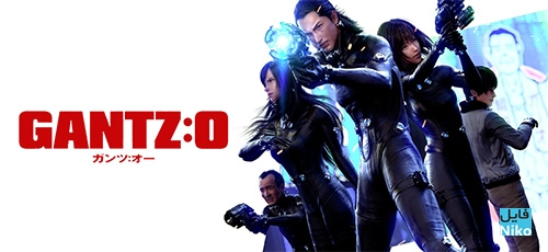 دانلود انیمیشن Gantz: O 2016 با دوبله فارسی