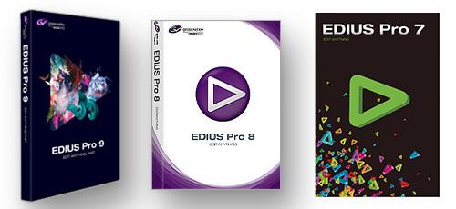 Ok - دانلود Edius Pro 8.5.3.4924 + 9.10.3086 میکس و مونتاژ فیلم